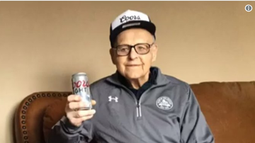 Steve - 101 Year Old Vet Says Beer is the Secret to Long Life