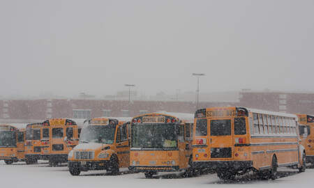 - LIST | Guilford County Schools Closed Through Wednesday, Other Closings