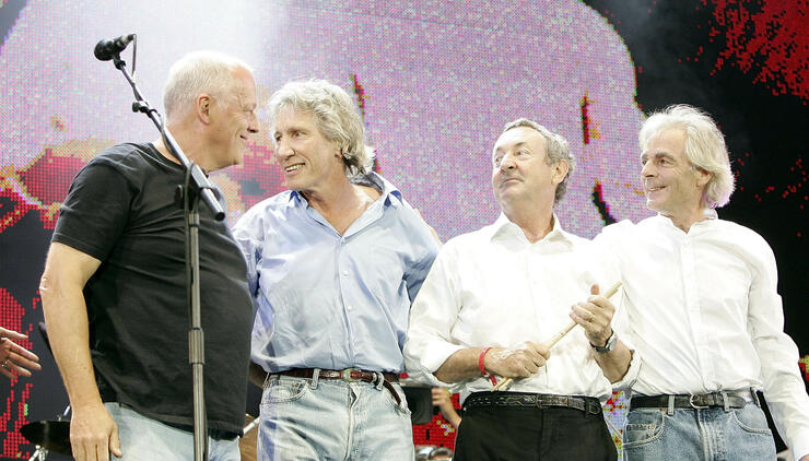 Nick Mason Says He Hopes Roger Waters, David Gilmour Can Reconcile