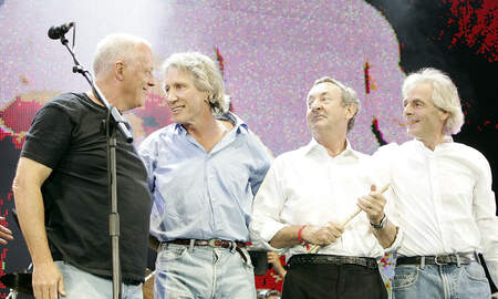 Music News - Pink Floyd's Nick Mason Explains Roger Waters, David Gilmour Feud