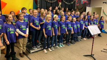 Christmas Live - Jennie Moore Elementary School Performs