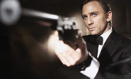 National News - New Study Says James Bond Is A 'Severe' Alcoholic