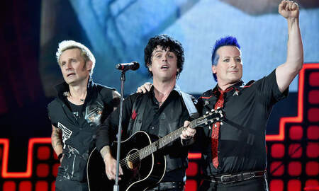 Trending - Billie Joe Armstrong Recalls Playing Good Riddance Live For First Time