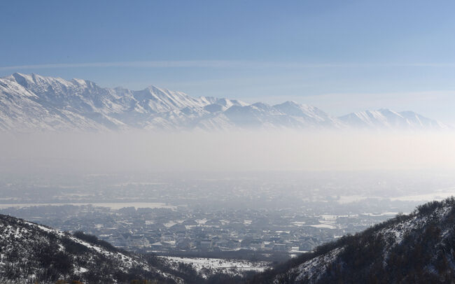Utah Air Quality Update