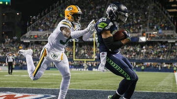 Seattle Seahawks - Doug Baldwin inactive against Vikings due to hip injury
