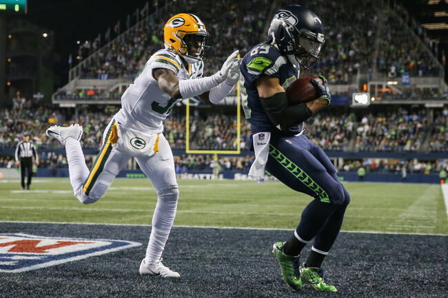 new styles f444f 60ca8 Doug Baldwin inactive against Vikings due to hip injury ...