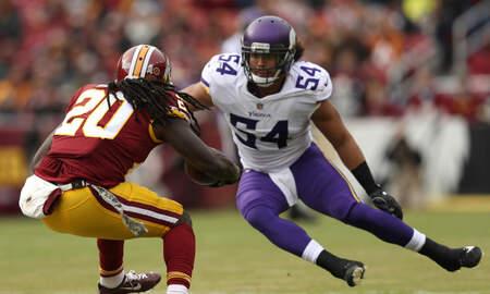 Vikings - Baldwin out for Seattle; Erik Kendricks active for Vikings | KFAN 100.3 FM