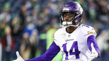 Vikings - The frustration is starting to boil over for Stefon Diggs and the Vikings