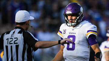 Vikings - Everybody agrees the FG block was illegal...everybody except the head Ref