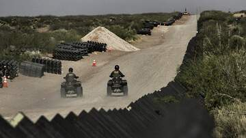 Simon Conway - President threatens to use military to finish the Wall. Right call?
