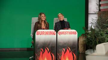 Dave Alexander - Jennifer Aniston Bares It All With Some Burning Questions