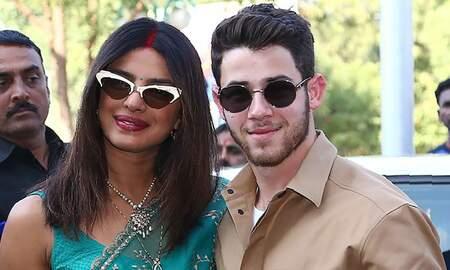 Entertainment News - Newlyweds Nick Jonas & Priyanka Chopra's Honeymoon: See The First Pic!