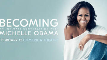 Mathew & Priscilla In The Morning - Former First Lady Michelle Obama Book Tour Is Coming To Phoenix In 2019