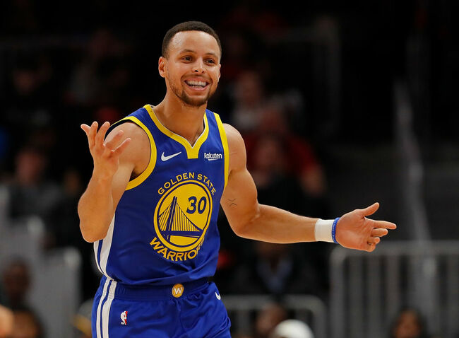Curry doesn't believe Man has landed on the Moon