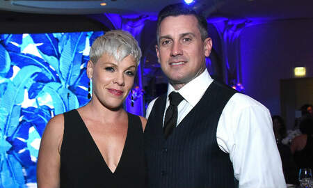 Entertainment News - Carey Hart Hits Back After Being Shamed For Letting Son Ride Dirt Bike
