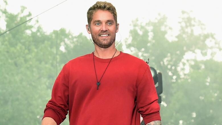 Brett Young Is Learning To Navigate The Holidays As A Newlywed