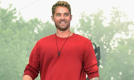 Music News - Brett Young Is Learning To Navigate The Holidays As A Newlywed