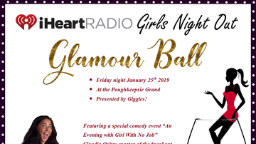 None - The ALL-NEW iHeartRadio Girls Night Out GLAMOUR BALL with Giggles! 1/25