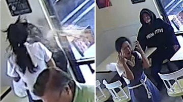 BC - Hot Coffee Thrown In Face Of Doughnut Shop Owner
