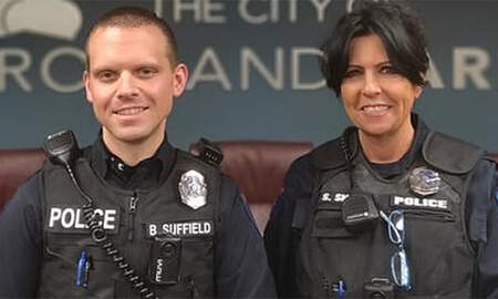 Uplifting - Cops Respond to Shoplifting Call And Buy Thief The Boots He Needed For Job