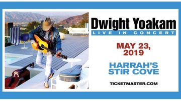 Ritch Cassidy - Buy Pre-Sale Dwight Yoakam Tickets Wednesday - Thursday ONLY