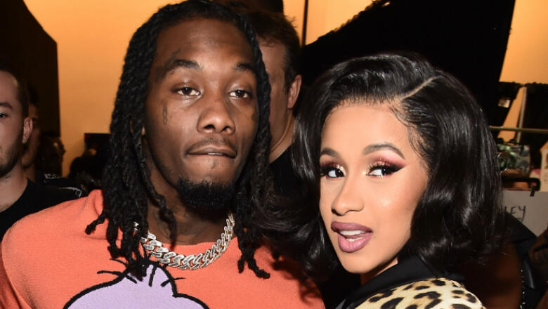 Offset S Is Still Cheating On Cardi B With Some Self: Cardi B Might Get Back Together With Offset Despite