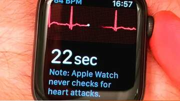 Big Rig - Apple Watch Saves Another Man's Life