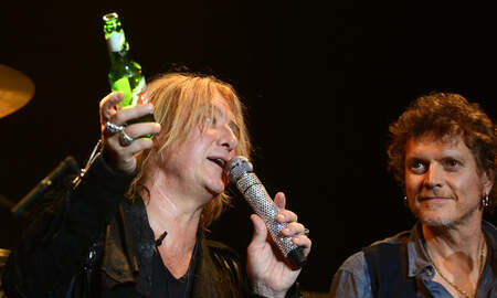 Rock News - Def Leppard Wins Fan Vote for Rock and Roll Hall of Fame