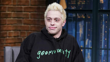 Entertainment News - Pete Davidson Spotted On Dinner Date With Mysterious Woman: See The Photo