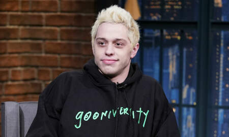 Trending - Pete Davidson Spotted On Dinner Date With Mysterious Woman: See The Photo