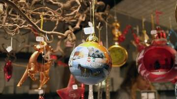 On With Mario - Courtney's Corner: Making Homemade Christmas Ornaments!