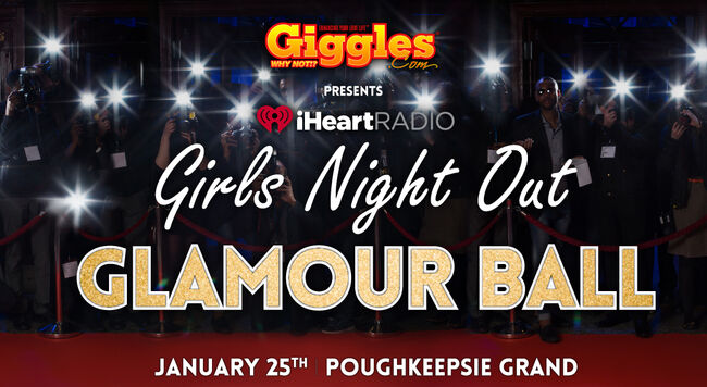 The ALL-NEW iHeartRadio Girls Night Out GLAMOUR BALL with GIGGLES®! 1 25 eed8cbc7ab6