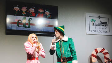 iHeartRadio Fort Myers Live Lounge - Broadway Palm Musical 'Elf' in the Sam Galloway Lincoln Live Lounge