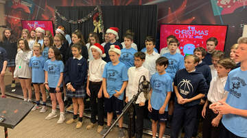 Christmas Live - Christ Our King Stella Maris School Performs