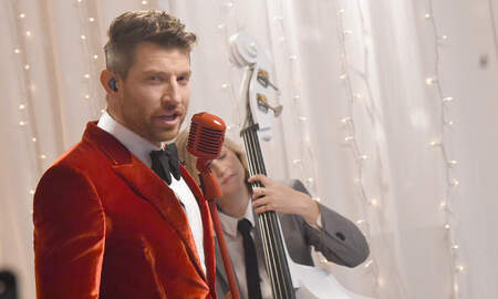 Music News - Brett Eldredge: From Holiday Bod To Beach Bod