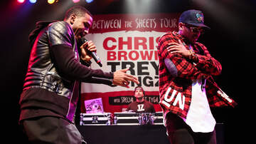 Cuzzin Dre - Trey Songz & Chris Brown Hint at Something New in the Works!