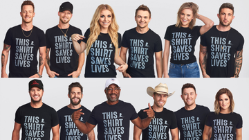 K102 St. Jude - This Shirt Saves Lives - Join The Movement