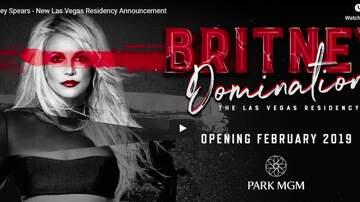 Carter - Britney Spears Las Vegas Residency Unveiled!