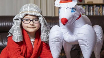 Beth Bradley - Mom Accidentally Sends Her Son to School with Adult Toy for Nativity