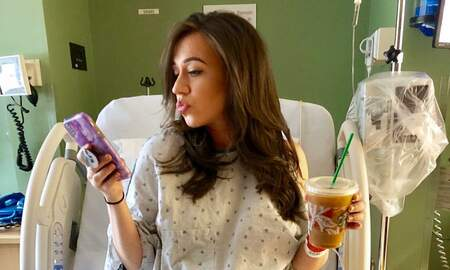 Trending - 'Miranda Sings' Star Colleen Ballinger Shares First Pic Of Newborn Baby Boy