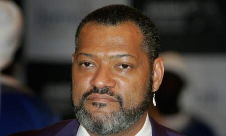 None - Laurence Fishburne accused of taking a man's wife