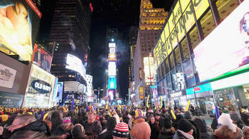 1450 WKIP News Feed - Times Square Gets Set For New Year's Ball Drop