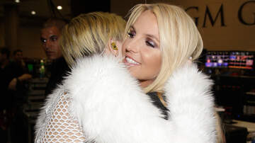 Entertainment News - Miley Cyrus Says She 'Would Definitely' Collab With Britney Spears Again