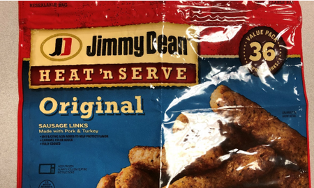 National News - Jimmy Dean Sausage Recalled After Customers Find Metal Pieces