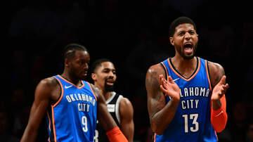 Louisiana Sports - Thunder Look To Remain Hot On Road At Pelicans