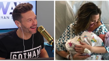 Ryan Seacrest - Meredith Seacrest Dishes to Ryan About Baby Girl Flora: Meet His New Niece!