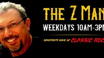 THE  Z  MAN - A very special request today at noon for Papa Bird