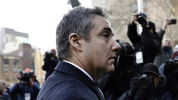 Politics - Michael Cohen Sentenced To Three Years In Prison