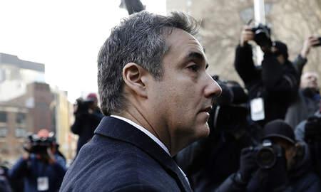 Politics - Michael Cohen Sentenced To Three Years In Prison