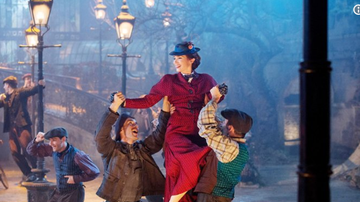 BC - 'Mary Poppins Returns' Is The Holiday Movie You're Craving